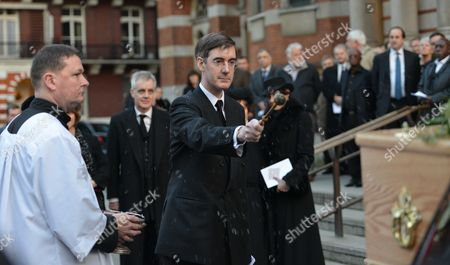 Requiem Mass For William the Lord Rees-mogg at Westminster Cathedral Jacob Rees-mogg Mp