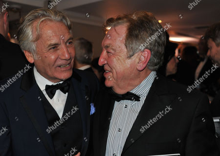 Retail Trust London Ball the Ballroom Grosvenor House Park Lane London A Annual Event in Aid of the Charity For Those Working in Or Retired From the Retail Business Jeff Banks & George Davies