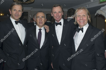 Editorial photo of Retail Trust London Ball