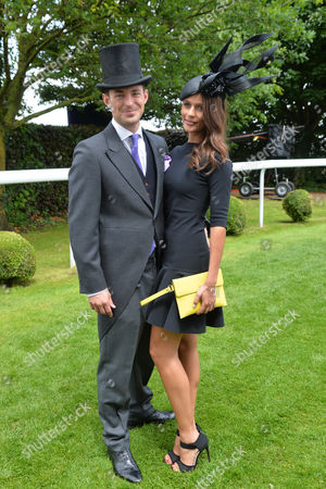 Scenes at the Investec Derby On Epsom Downs Jules Knight & Jo Renwick
