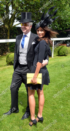 Scenes at the Investec Derby On Epsom Downs Jo Renwick
