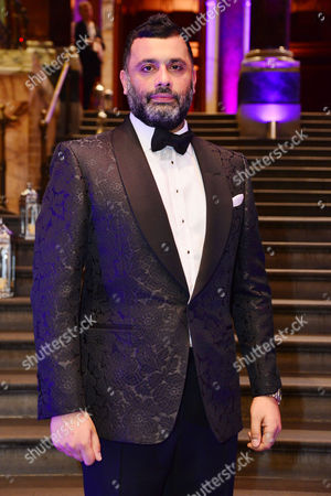 London, England, 15th June 2016: Irvine Iqbal Attends Aladdin Press Night Afterparty at the National Gallery, 15th June 2016