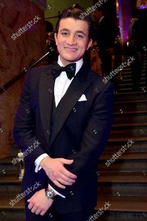 London, England, 15th June 2016: Dean John-wilson Attends Aladdin Press Night Afterparty at the National Gallery, 15th June 2016
