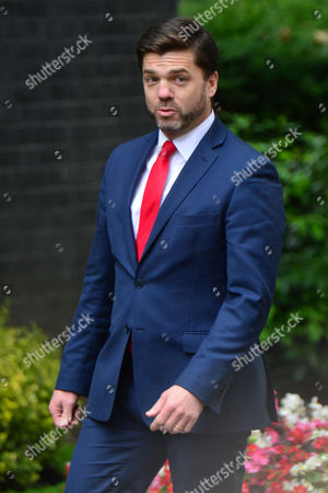 London, England, 14th July 2016: Stephen Crabb Resigns From Government at 10 Downing Street in Westminster, London, England On the 14th July 2016.