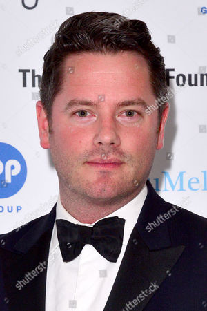 London, England, 9th June 2016: Tony Lundon Attend the Kp24 Foundation Charity Gala Dinner Arrivals at the Waldof Astoria, London On the 9th June 2016.