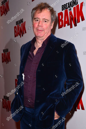 London, England - May 31: Vadim Jean at the UK Gala Screening of 'breaking the Bank' at the Empire Cinema On the 31st May 2016 in London, England.