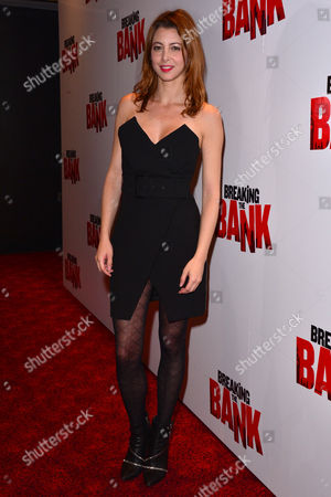 London, England - May 31: Julie Dray at the UK Gala Screening of 'breaking the Bank' at the Empire Cinema On the 31st May 2016 in London, England.