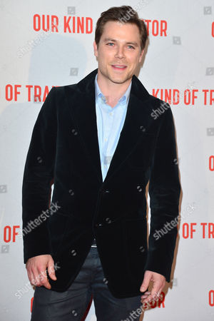 Editorial image of Shm: Uk Gala Screening of Our Kind of Traitor