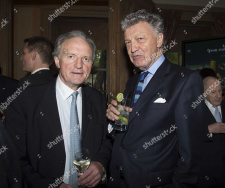 The 40th Anniversary of the United Nations Environment Programme with the Launch of Stanley Johnson's New Book Unep the First 40 Years at Pasley-tyler 42 Berkeley Square London Charles Anson and William Shawcross