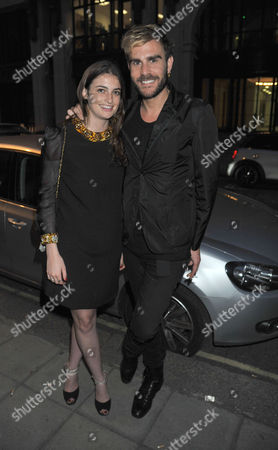 Tatler and Christie's Art Ball at Christies King Street St James London Saphora Smith & Oscar Humphries
