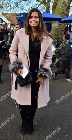The 58th Hennessy Gold Cup at Newbury Racecourse Berkshire Lady Natasha Rufus Isaacs