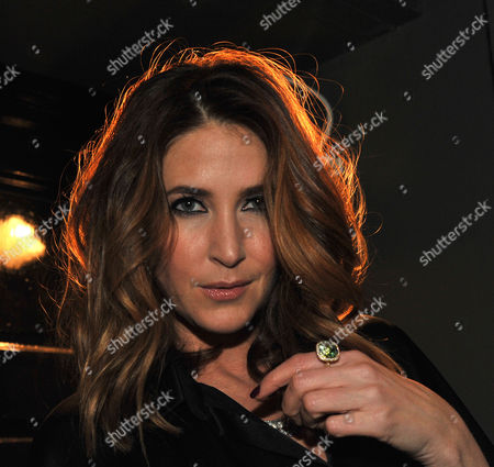 Lisa Snowdon & Laurie Wickwire of the Berkeley Diamond Group in Association with Tamara Beckwith & Ghislain Pascal of the Little Black Gallery Host the Closing Party of Bruno Bisang: 30 Years of Polaroids at the Little Black Gallery Park Walk Fulham London Lisa Snowdon