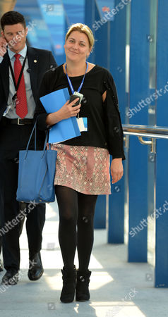 The Conservative Autumn Conference at the Hyatt Hotel & the Icc Birmingham Uk Liz Sugg