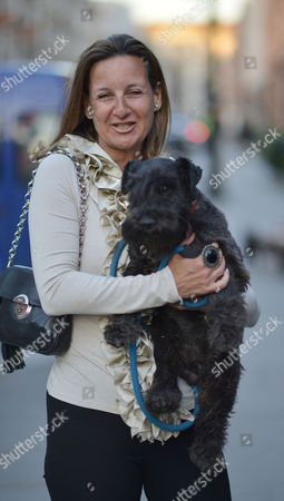 Stock Image of The Dogs Trust Honours Awards at George Mount Street Cindy Lass