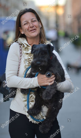 The Dogs Trust Honours Awards at George Mount Street Cindy Lass