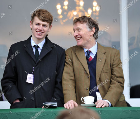 The Festival at Cheltenham Gold Cup Day Friday Cal Winwood His Father Stevie Winwood