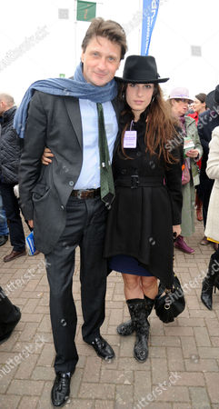 The Festival at Cheltenham Gold Cup Day Friday Lord Johnson Somerset & Lily Robinson