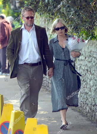 Editorial photo of The Funeral of Peaches Geldof