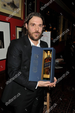 The Great Scot Awards at Boisdale Canary Wharf Jamie Sives