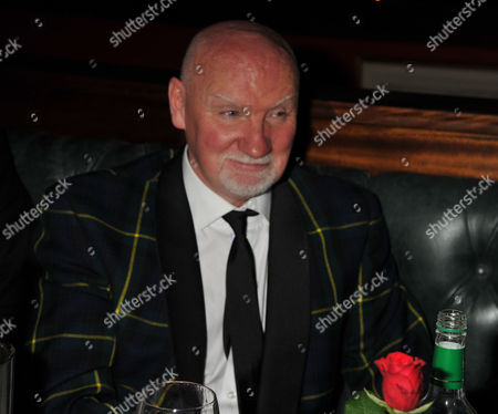 The Great Scot Awards at Boisdale Canary Wharf Sir Tom Hunter