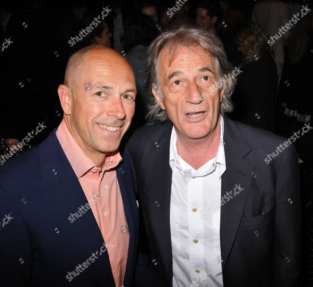 The Launch of the Solange Azagury-partridge Store in New Bond Street London the Launch of the Solange Azagury-partridge Store in New Bond Street London Dylan Jones and Sir Paul Smith