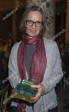The Man Booker International Prize at the Victoria and Albert Museum Brompton Road West London This Years Winner Lydia Davis