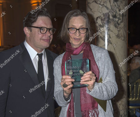 Editorial photo of The Man Booker International Prize