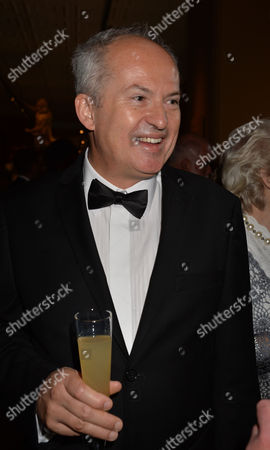 Stock Image of The Man Booker International Prize at the Victoria and Albert Museum Brompton Road West London Josip Novakovich