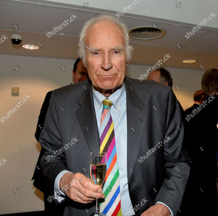 The Paddypower Political Book of the Year Awards at the Imax Waterloo London Peter Snow