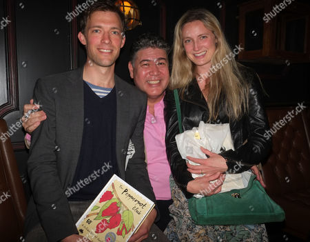 Editorial photo of The Pepperpot Club Book Launch