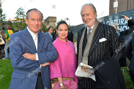 The Power 1000 Launch at Battersea Power Station Hosted by the London Evening Standard Simon Jenkins Louise Mccartney & Ed Victor