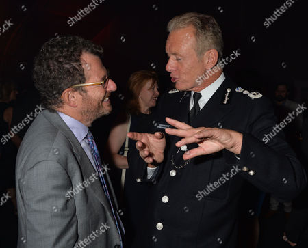 The Power 1000 Launch at Battersea Power Station Hosted by the London Evening Standard Robert Jay Q C and Commissioner of the Metropolitan Police Sir Bernard Hogan-howe