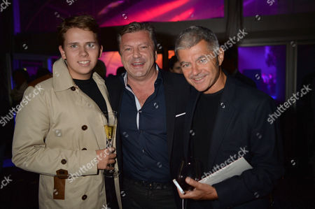 The Power 1000 Launch at Battersea Power Station Hosted by the London Evening Standard Mark Fuller & Alan Edwards
