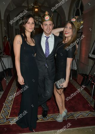 The Tatler Jubilee Party Hosted by Tatler and Thomas Pink at the Ritz Hotel Piccadilly London Lily Robinson Francis Boulle