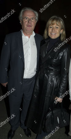 The Turner Prize Award at Tate Britain Millbank Westminster London Lord Paul Myners with His Wife Lady Alison Myners