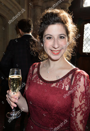 The Uk Theatre Awards at the Guildhall City of London Jenna Augen