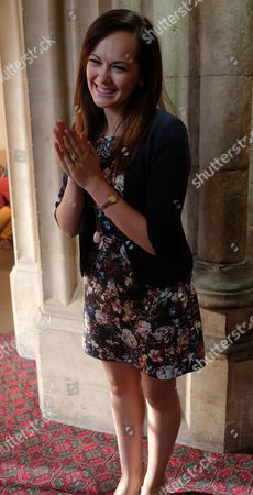 The Uk Theatre Awards at the Guildhall City of London Savannah Stevenson