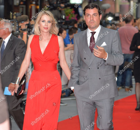 The World Premiere of Diana at the Odeon Leicester Square London Daniel Pirrie