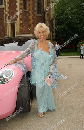 After-party For the Premiere of 'Thunderbirds' at Lincoln's Inn Field the Original Lady Penelope Sylvia Anderson