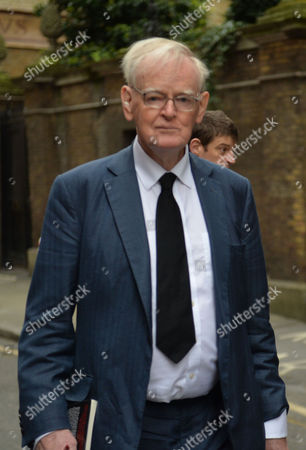 True Blue Lady Thatcher's Funeral at St Pauls Cathedral Stuart Wheeler