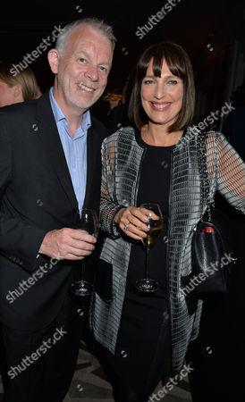 Stock Photo of Veuve Clicquot Business Woman Award at Claridge's Ballroom Caroline Mccall