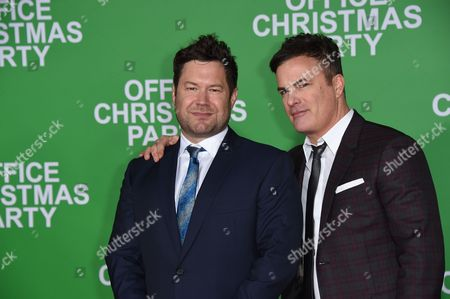 Editorial picture of 'Office Christmas Party' film premiere, Los Angeles, USA - 07 Dec 2016