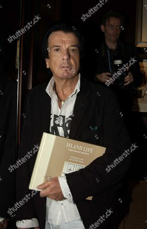 Editorial picture of 'Island Life' Book Launch Party