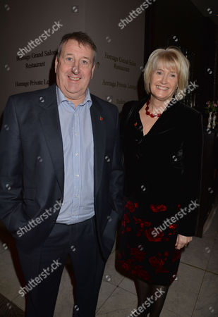 Stock Picture of 12 Angry Men Press Night at Garrick Theatre Charing Cross Road and After Party at the Waldorf Hilton Hotel Aldwych London Richard Littlejohn