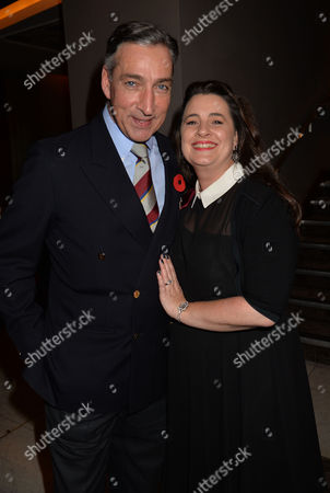 Stock Image of 12 Angry Men Press Night at Garrick Theatre Charing Cross Road and After Party at the Waldorf Hilton Hotel Aldwych London Miles Richardson