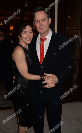 Stock Image of 12 Angry Men Press Night at Garrick Theatre Charing Cross Road and After Party at the Waldorf Hilton Hotel Aldwych London Paul Antony-barber