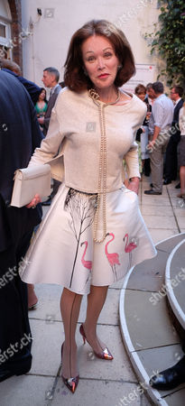 The Spectator Magazine Summer Party at Their Office in Old Queen Street Westminster London Barbara Amiel