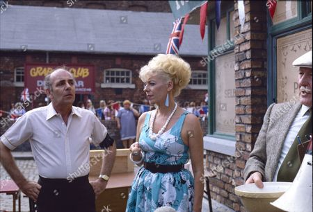 "Editorial photo of ""Coronation Street"" TV Series - 1984"