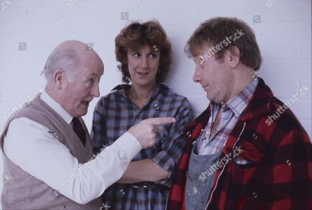 "Editorial photo of ""Coronation Street"" TV Series - 1984"