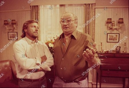 Stock Picture of Kenneth Farrington (as Billy Walker) and Fred Feast (as Fred Gee)